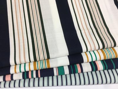 色织条纹布