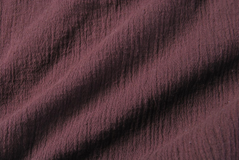 纯棉绉布和绣花(en)